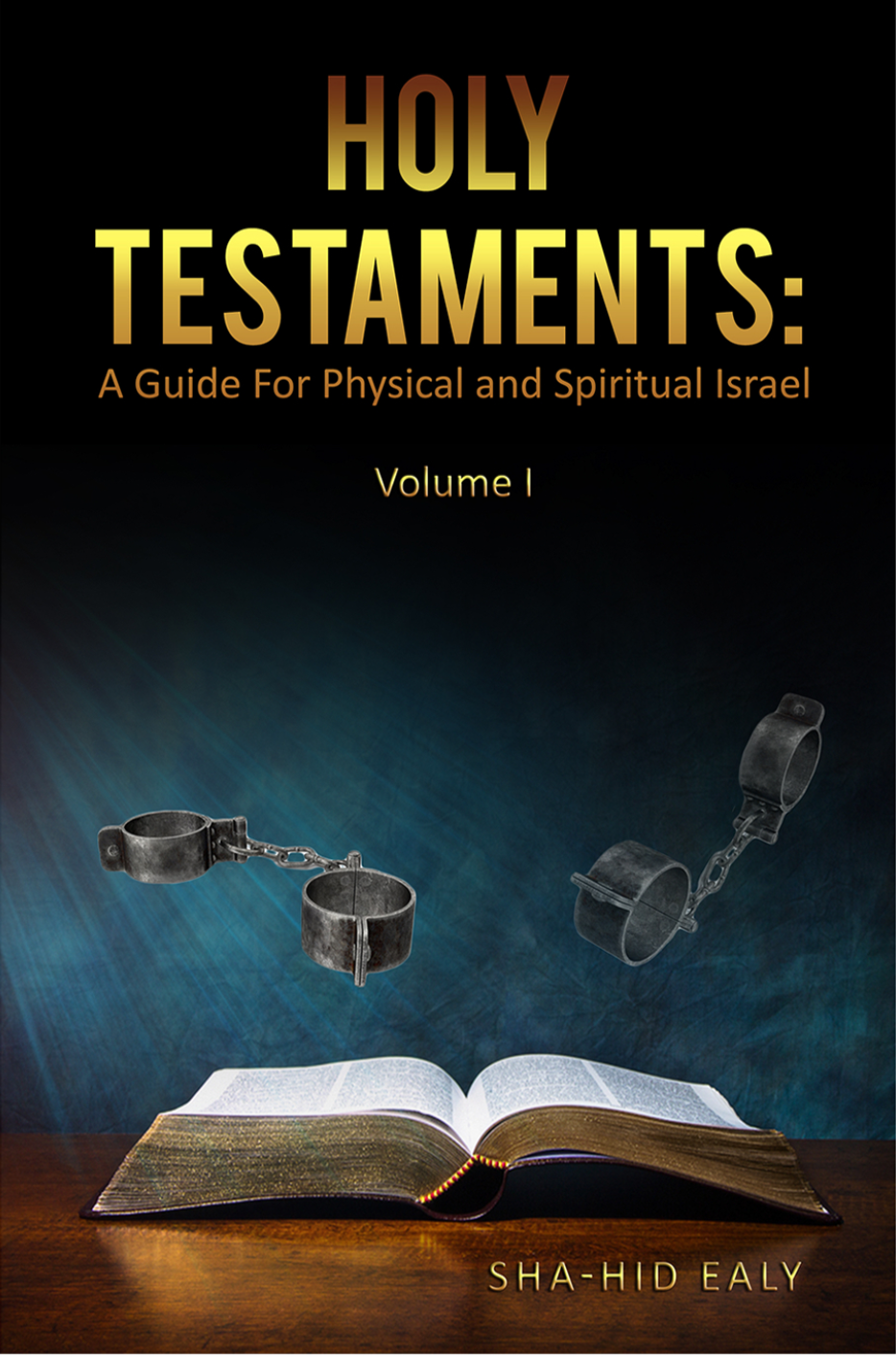 HOLY TESTAMENTS: A GUIDE FOR PHYSICAL AND SPIRITUAL ISRAEL VOL. I