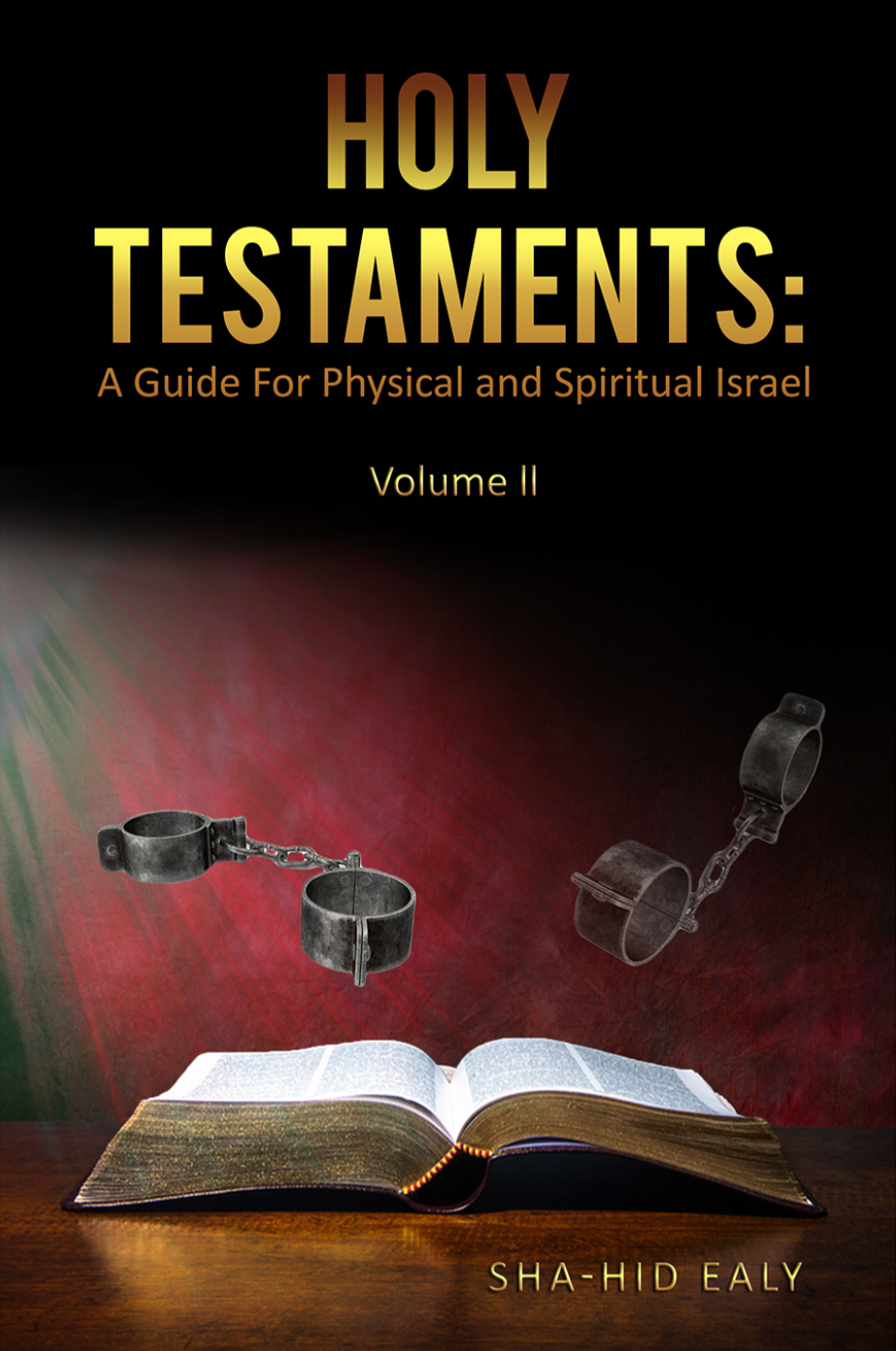 HOLY TESTAMENTS: A GUIDE FOR PHYSICAL AND SPIRITUAL ISRAEL VOL. II